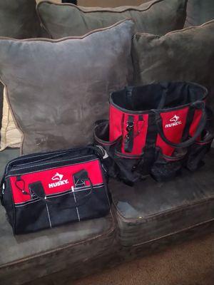 Pair of husky tote bags for Sale in Riverside, CA