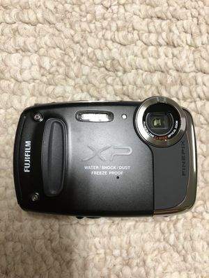 Fujifilm FinePix XP20 14 MP Digital Camera with 5x Optical Zoom for Sale in Baltimore, MD
