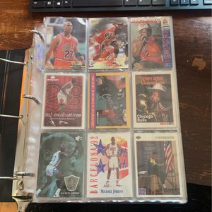 Sports Cards Football Basketball Baseball And Soccer for Sale in North Las Vegas, NV