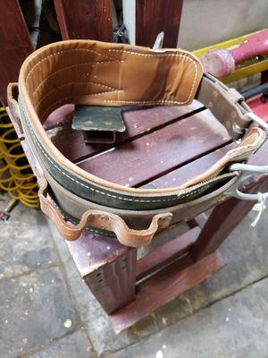 vendo cinturón para árbolero for Sale in San Jose, CA