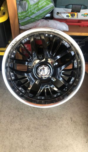 Da Vinci rims 22s for Sale in Oxnard, CA