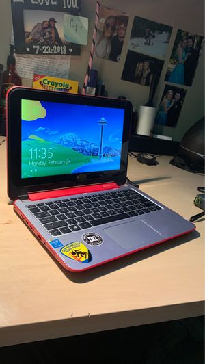 Hp 360 hinge beats audio pavilion convertible laptop for Sale in Kennewick, WA