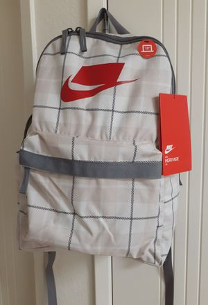 Nike Heritage All Over Print Backpack for Sale in Chula Vista, CA
