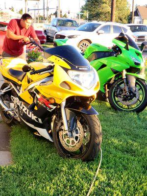 01 gsxr 600 for Sale in Grandview, WA