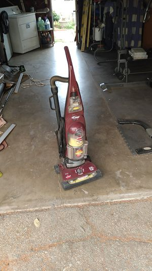 Used Bissell upright HEPA vacuum for Sale in El Monte, CA