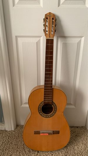 Vintage Guitar from Valencia, Spain for Sale in Temecula, CA