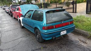 1991 Honda Civic dx for Sale in San Bernardino, CA