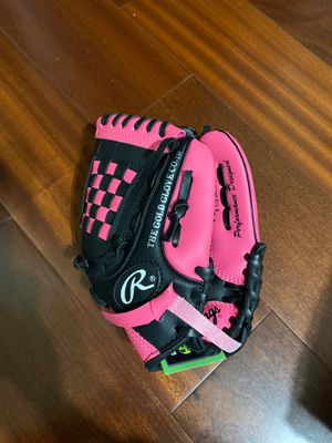 Rawlings softball glove for kids for Sale in San Diego, CA