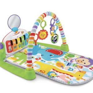Fisher Price Price Deluxe Kick & Play Piano Gym for Sale in Los Angeles, CA