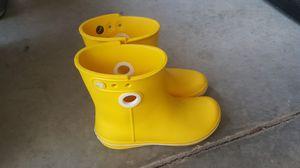 Crocs rain boots size 5 for Sale in Orlando, FL