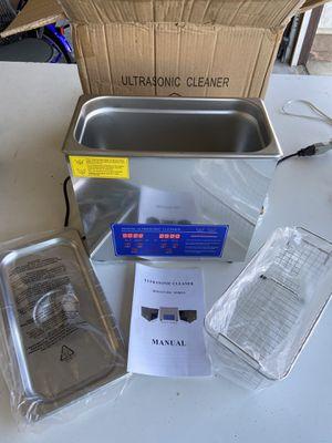 Ultrasonic Cleaner for Sale in Murrieta, CA