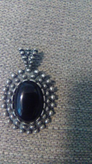 Vintage Black Onxy Charm for Sale in Greensburg, PA