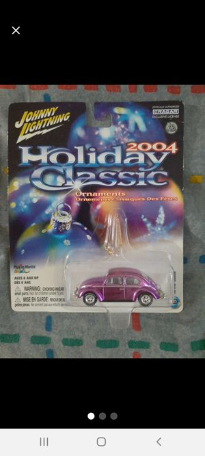 JohnnyLightning 04 Holiday'66 VW Bug ●□● for Sale in Williamsport, PA