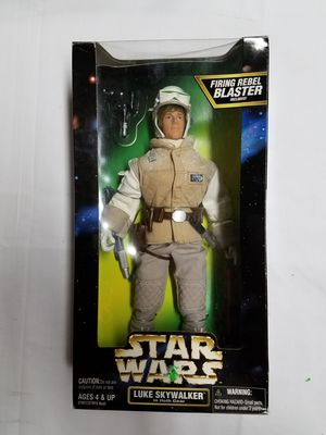 "Star Wars 12"" Luke Skywalker in Hoth Gear Action Collection for Sale in Gilbert, AZ"