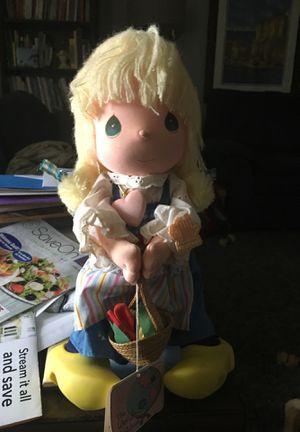 Precious moments doll $10 Ulla 16033 for Sale in Fraser, MI
