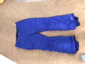 Columbia snow pants for Sale in Lynnwood, WA