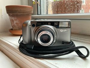 Rollei Prego 160 point and shoot zoom camera 35mm film for Sale in Brooklyn, NY