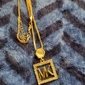 Mk Logo Necklace for Sale in Woodlawn, MD