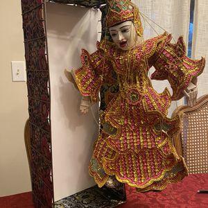 Vintage Marionette Doll for Sale in Portland, OR
