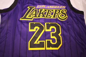 LEBRON JAMES PURPLE LAKERS JERSEY BRAND NEW for Sale in Fullerton, CA