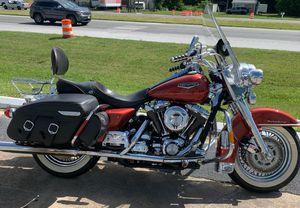 99 Harley Davidson road King classic for Sale in Laurel, DE