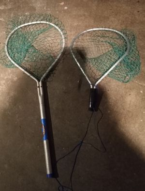 Fishing nets for Sale in Monroe, WA