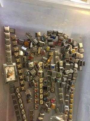 Charm Bracelet kit Mickey Ears etc. for Sale in Kissimmee, FL
