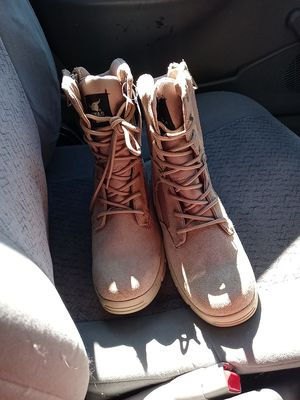 Texas Steer Men Work Boots (Size 9) for Sale in Seattle, WA