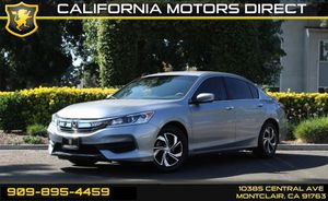 2017 Honda Accord Sedan for Sale in Montclair, CA