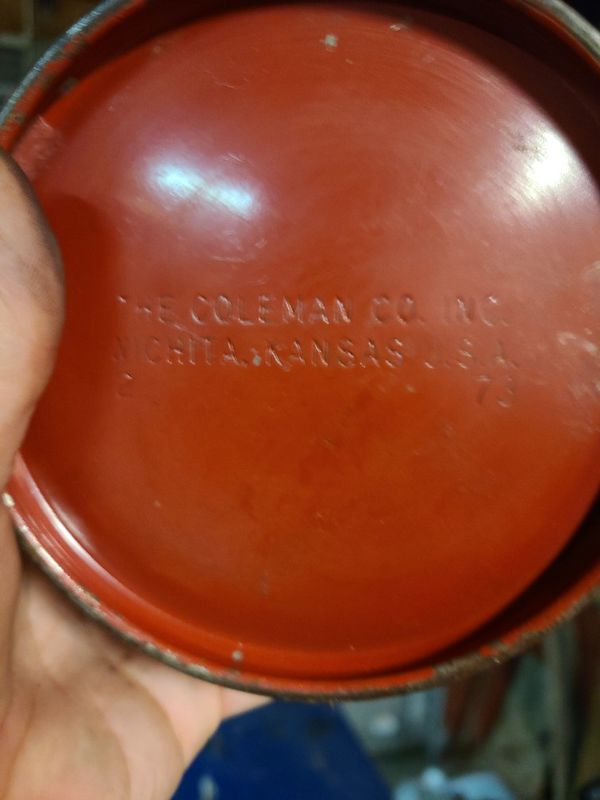 Vintage Coleman Gas Lantern