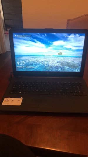 Hp notebook (1TB ) for Sale in Houston, TX