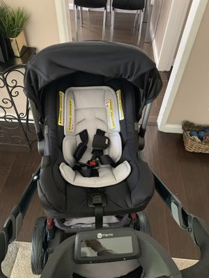 Stroller and car seat with base all together for Sale in Huntington Park, CA