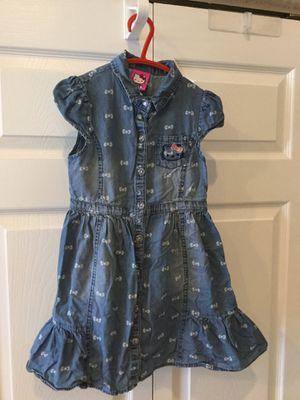 Hello Kitty Dress. 6x. for Sale in Pompano Beach, FL