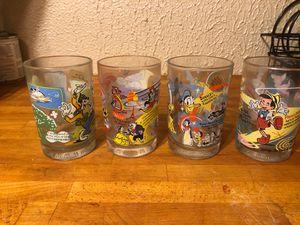 Disney Drinking Glasses for Sale in Detroit, MI