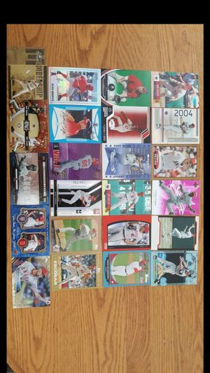 40 Los Angeles Anaheim Angels Serial-Numbered Cards for Sale in Windsor Hills, CA