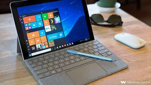 Microsoft Surface Go Pentium Gold, 8GB RAM, 128GB) with keyboard for Sale in Jersey City, NJ