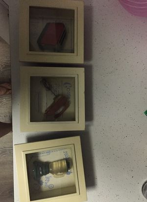 3 wall decorations- toaster, blender, mixer. for Sale in Portland, OR