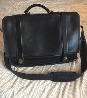 Vintage Coach Messenger Bag for Sale in Cambridge, MA
