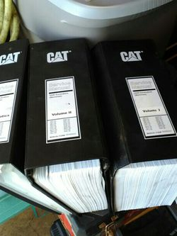 CAT Service Manuels And Schematics For 320D Excavator for Sale in Melbourne,  FL