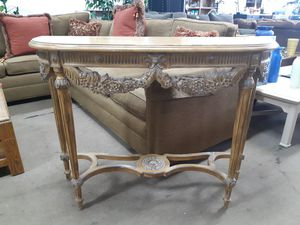 Embellished Console Table for Sale in Valley Park, MO