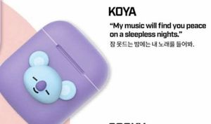 BT21 kpop Koya AirPod case for Sale in Fontana, CA