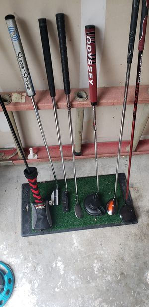 Golf clubs, Putters for Sale in Austin, TX
