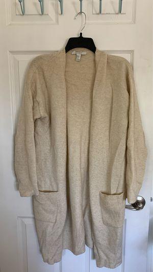 Medium women's long cardigan for Sale in Phoenix, AZ