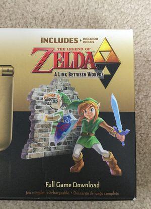 Nintendo 3DS XL Zelda Edition for Sale in Westford, MA