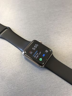 Apple Watch Series 2 42mm STAINLESS STEEL for Sale in Los Gatos, CA