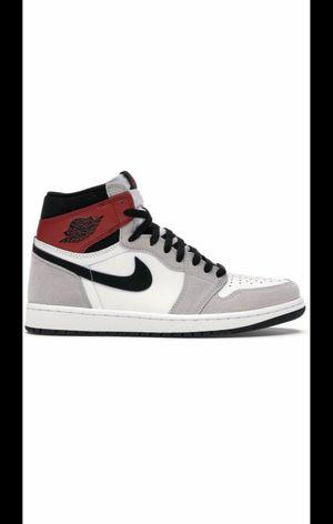 Jordan 1 light smoke grey for Sale in Kent, WA