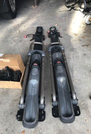 2 Yakima Rooftop Bike Racks for Sale in Cottonwood Heights, UT