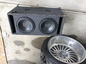 Dxi Polk audio for Sale in Dinuba, CA