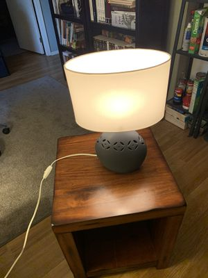Table Lamp for Sale in Des Moines, WA