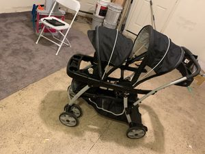Double stroller for Sale in Lehigh Acres, FL